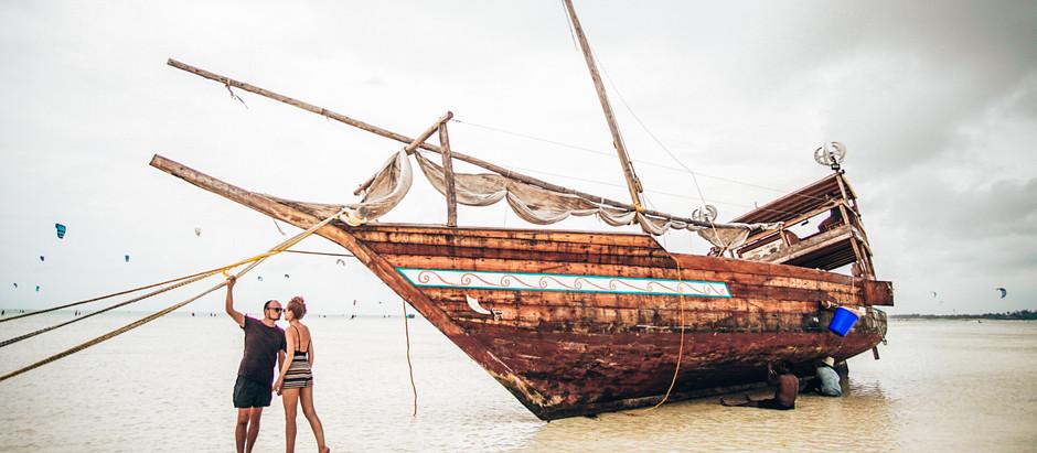 Inselparadies auf Sansibar
