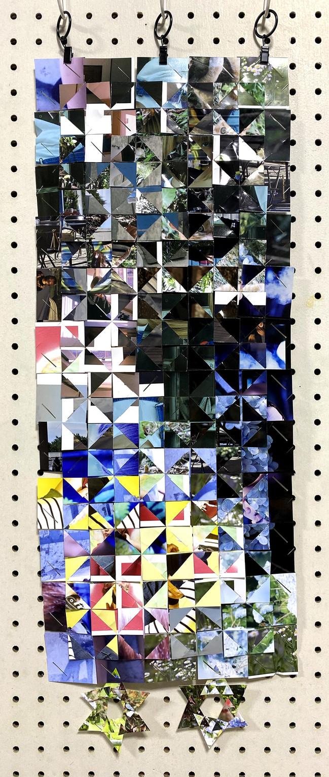 ホシカドルリエ 01 「アップサイクル/フォトパーティション」