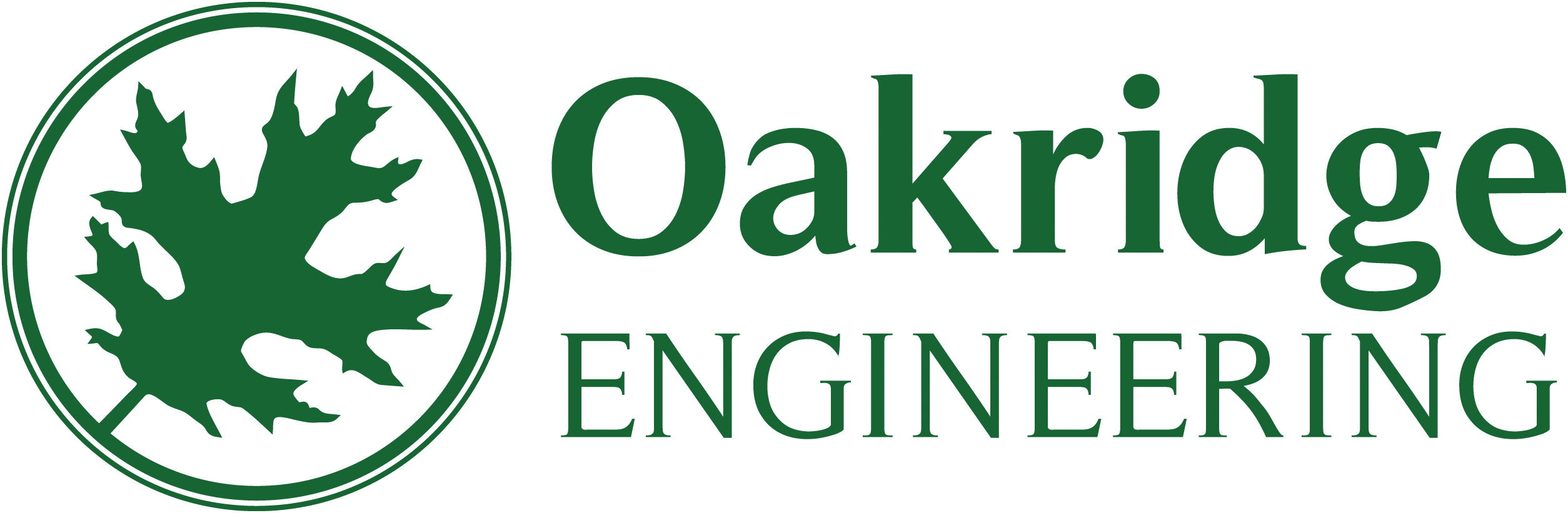 Oakridge Engineering