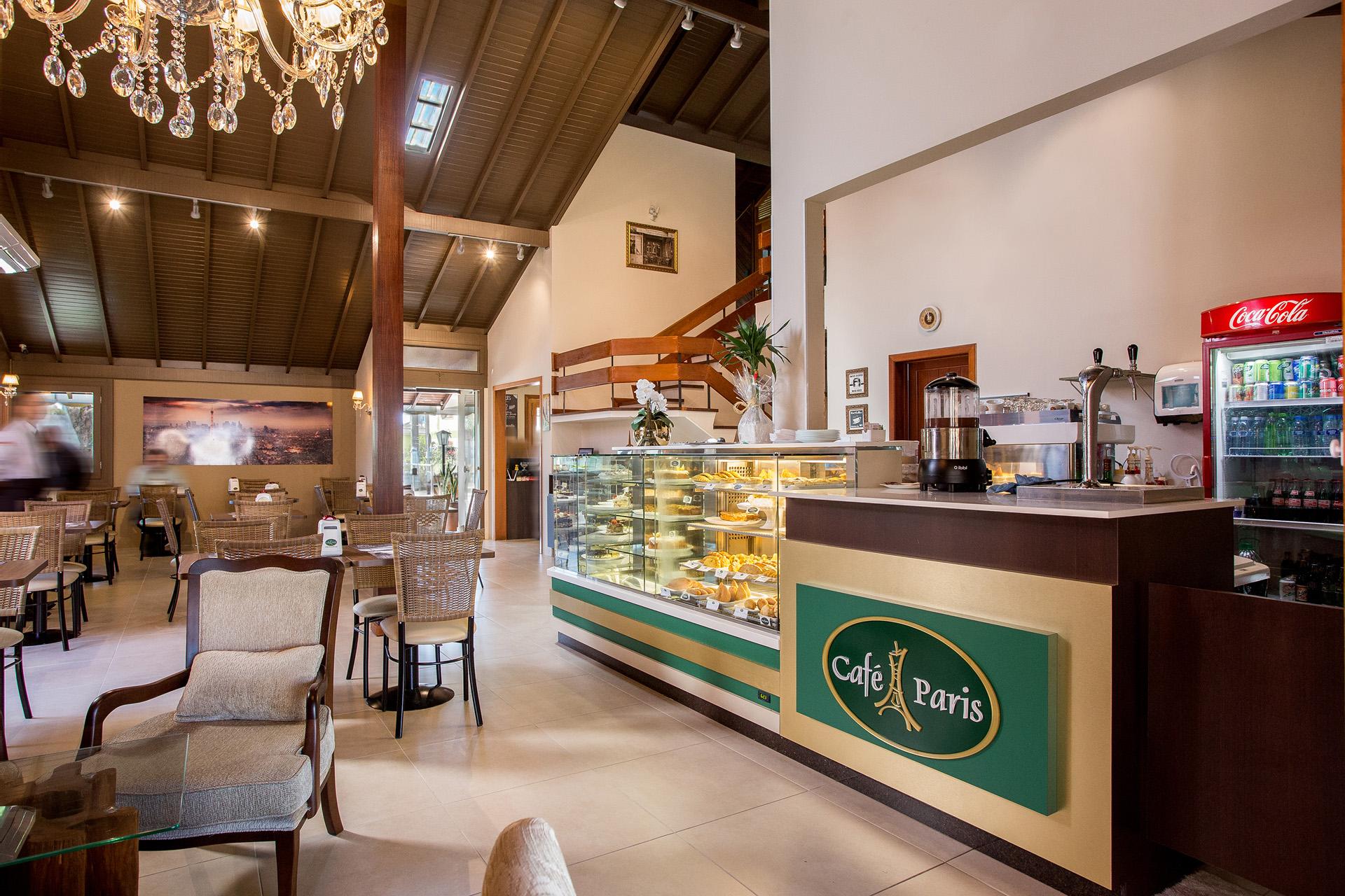 Café Paris - Palhoça