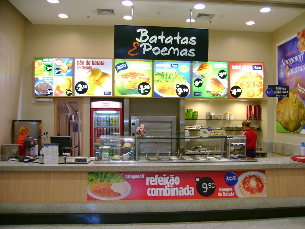 BATATAS E POEMAS
