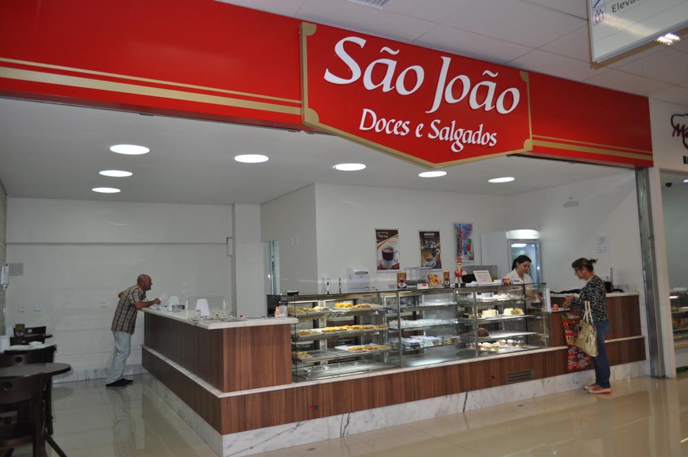 SÃO JOÃO DOCES E SALGADOS