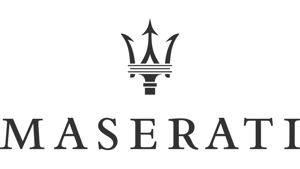 Maserati-logo Window Tinting Hall of Fam