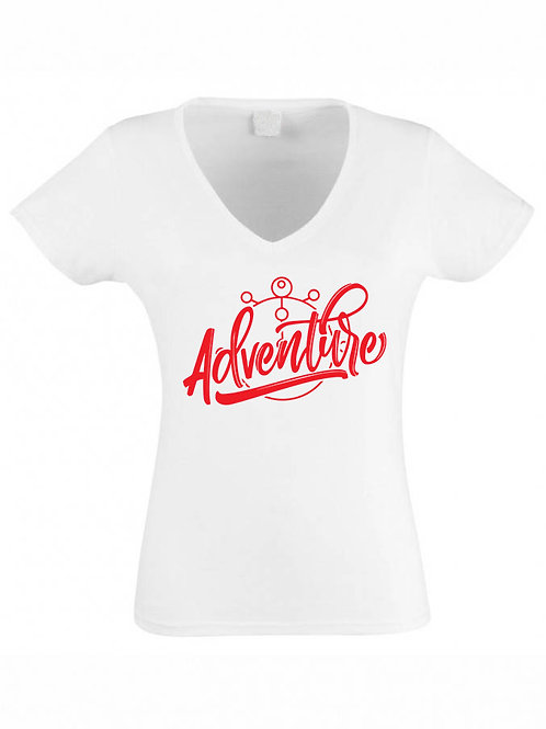 Tričko Adventure dámské