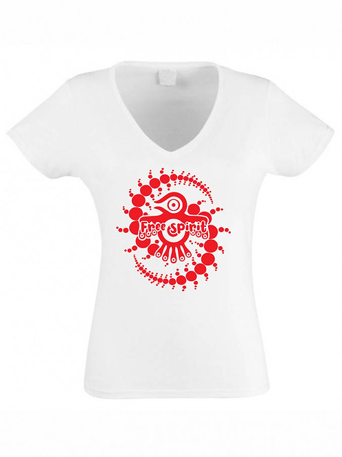 Tričko Free Spirit dámské