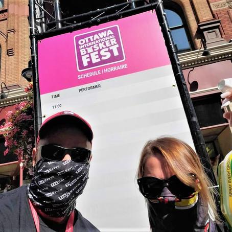 Ottawa International Buskerfest 2020