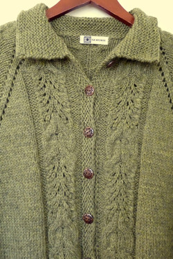 Sarah's sweater