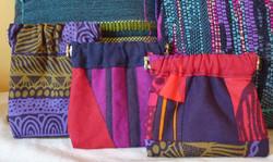 Marimekko squeeze purses