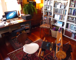 my study/studio
