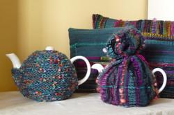 tea cosies & pillows