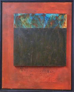 Creation Combine Painting