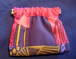 Marimekko quilted purse