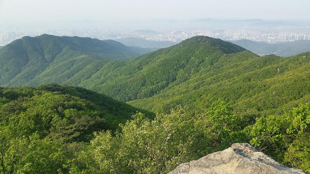 Kwanggyo Mt.