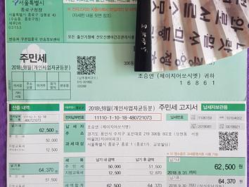 Resident Tax in Korea