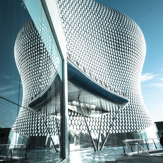 Selfridges Reflection, Birmingham