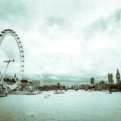 London Eye, Parliament, London