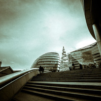 Mayor' Office. London