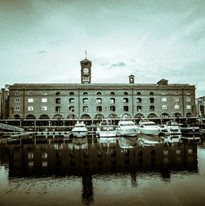 St. Katherine's Docks, London