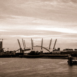 Millenium Dome, London
