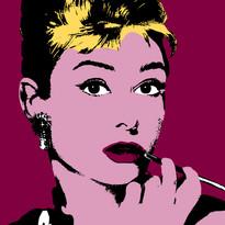 Audrey Hepburn, Warhol