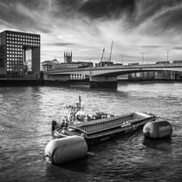 Thames & London Bridge, London