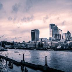 City Skyline, London