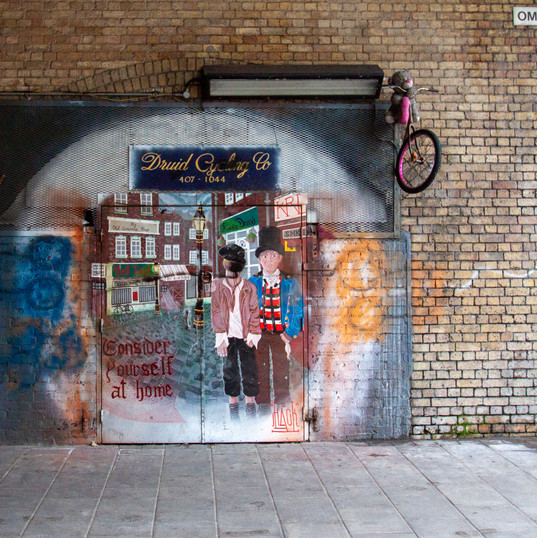 Cycle Shop, London
