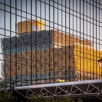 Library Reflection, Birmingham