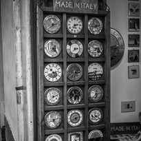 Clocks, Rome