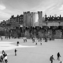 Ice Rink, Tower of London