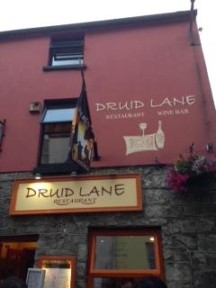 Druid Lane Resturant - Dublin