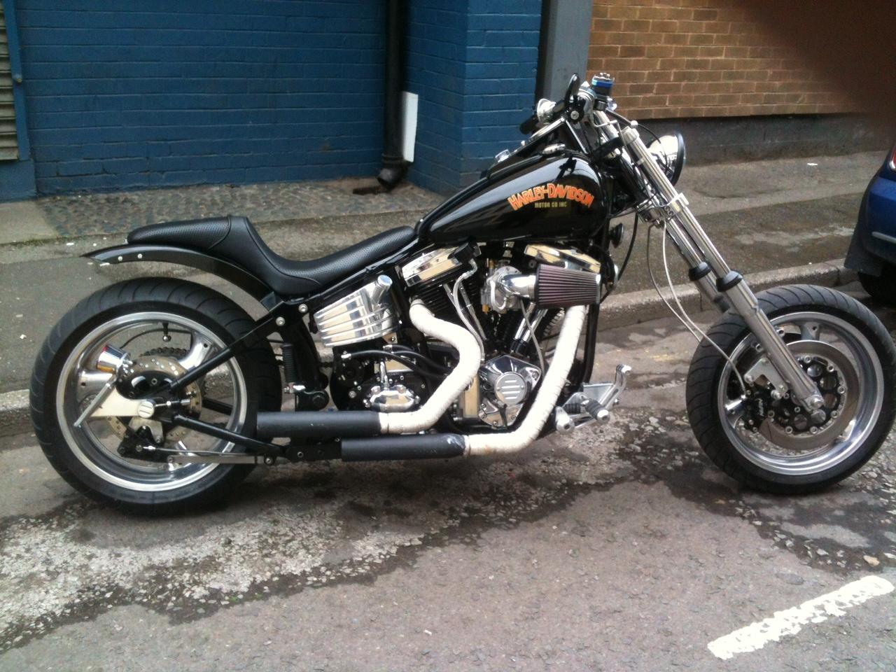 Junkies Harley