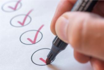 Checklist de escrita académica