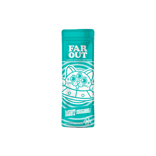 Far Out - Mint - Infused Pre-Roll (1 Gram)