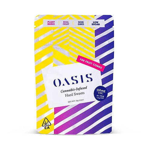 Oasis - Hard Sweets (100mg THC)