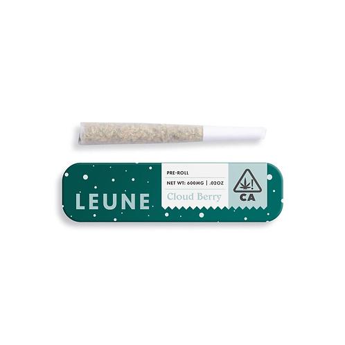 LEUNE - Cloud Berry (IH) - Pre-Roll (.6g)