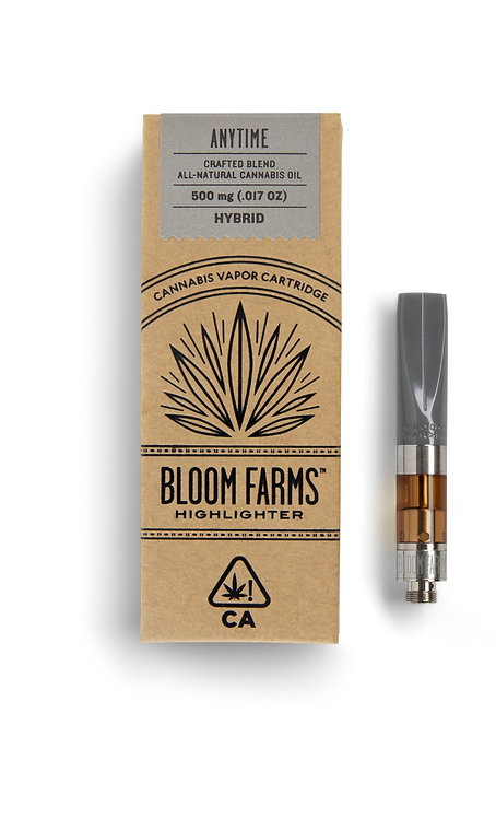 Bloom Farms - Highlighter Cartridge - Anytime (H) (1/2 Gram)