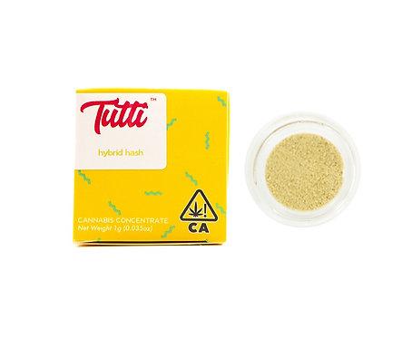 Tutti - Hybrid Hash (1 Gram)