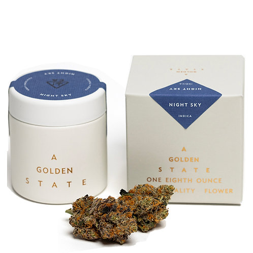 A Golden State - Night Sky (I) - (1/8 Ounce)
