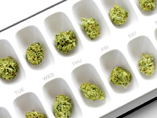 What is Cannabis Microdosing?