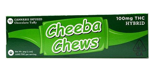 Cheeba Chews - Hybrid (100mg THC)