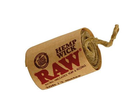 RAW - Hemp Wick