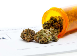 Lower Levels of Anxiety, Depression and Stress With Marijuana Use