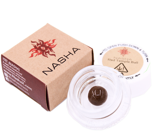 Nasha - Wedding Cake (IH) Temple Ball Hash (1 Gram)