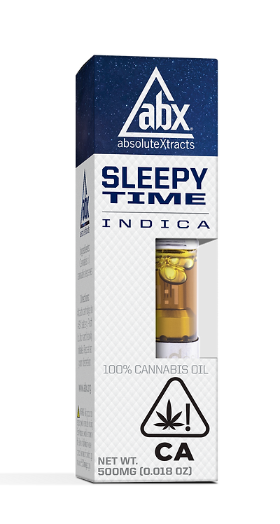 ABX - Sleepy Time - Cartridge (1/2 Gram)
