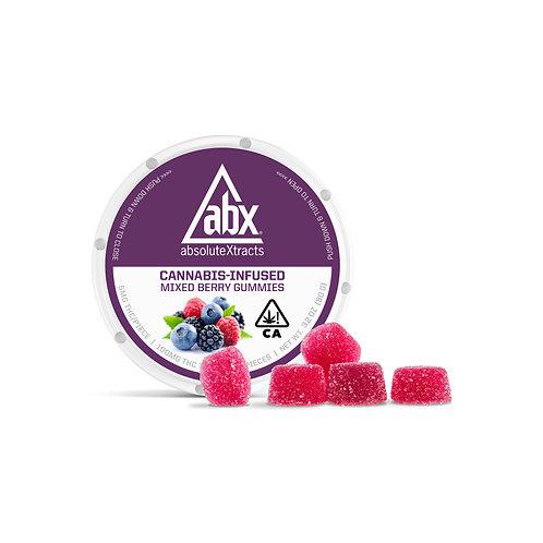ABX - Vegan Gummies - Mixed Berry (100mg THC)