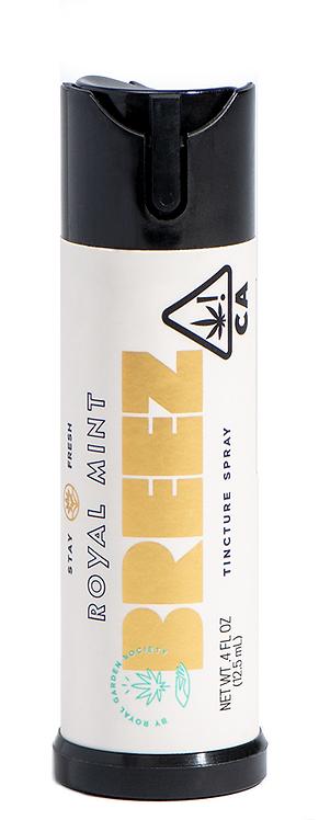 Breez - Royal Mint Spray (1000mg THC)
