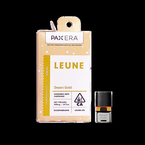 LEUNE - PAX Era Pod - Desert Gold (SH) (1/2 Gram)