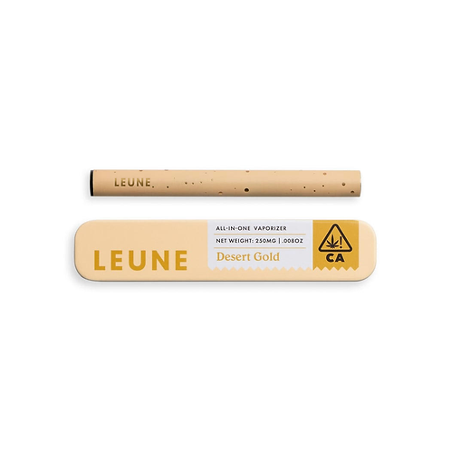 LEUNE - Desert Gold (SH) Vaporizer (1/4 Gram)