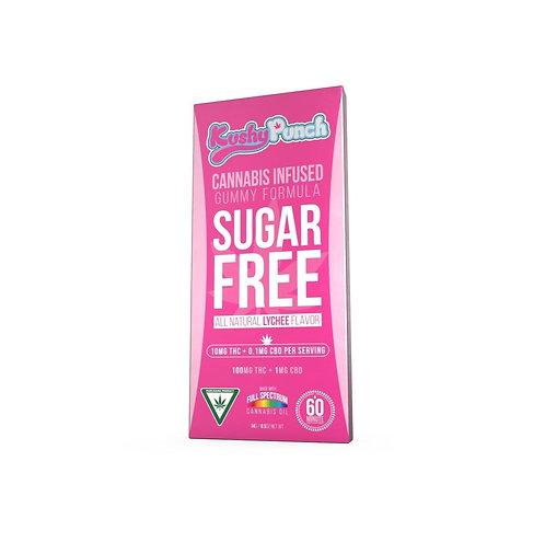 Kushy Punch - Sativa - Sugar Free (100mg THC)